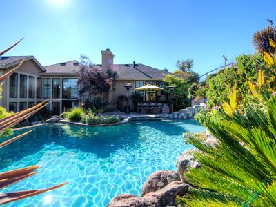 Photo for *New Listing* Tuscan Luxury home near San Fran, Napa & Sonoma with pool/hot tub