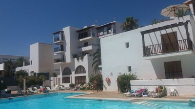Photo for High quality apartment in Cala`Dor, a few meters from the beach Cala Esmeralda.