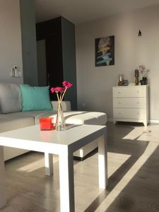 Photo for FRONT ROW HARBOR / BEACH modern apartment