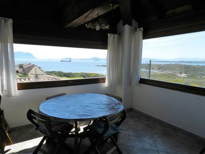 Photo for House 100 m from the sea with beautiful sea view