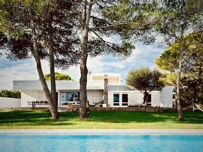 Photo for The Moreneta 1964 villa with large pool