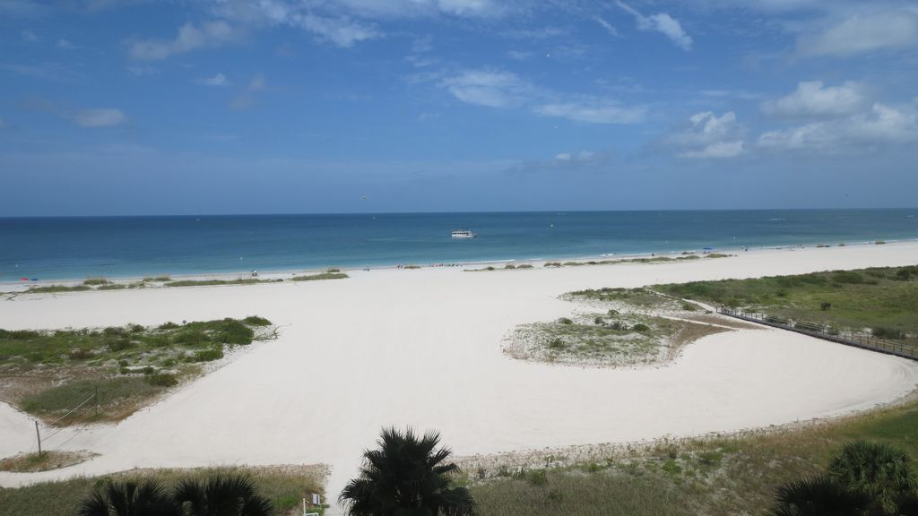 Beach Front Studio Vacation Clearwater Fl