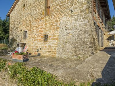 Photo for 1BR Apartment Vacation Rental in Pelago, Toscana