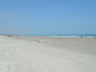 Photo for Top of the line spacious private beach access Cape Canaveral Cocoa