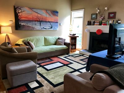 Photo for Coastal Comfort; Sleeps 13; Central to DT & Beach.