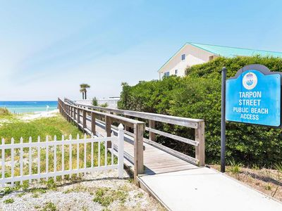 Photo for ☀Caribbean Dunes 120☀1BR+Bks- OPEN May 27 to 29 $696! GROUND Floor- Steps2Beach!