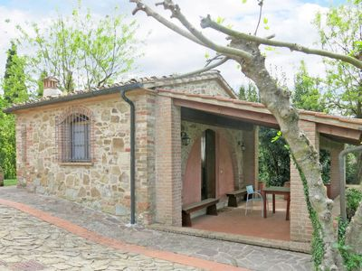 Photo for Vacation home Podere Le Palaie (PEC207) in Peccioli - 2 persons, 1 bedrooms