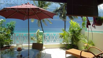Stunning West Coast Beachfront Penthouse, With Amazing Views Over Caribbean Sea
