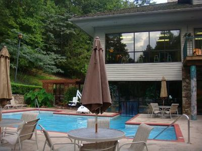 Photo for Kick off your Holiday with a Week at Mountain Loft Resort in Gatlinburg, TN