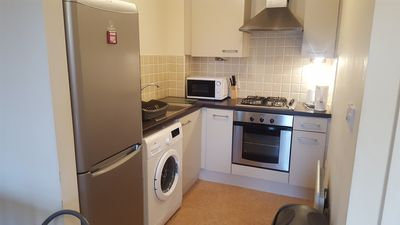 Photo for 1BR Apartment Vacation Rental in Belfast, Northern Ireland