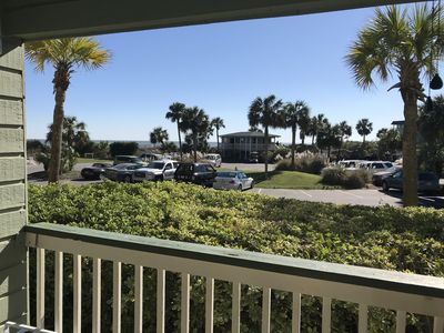 Photo for Beach, Pool 1st Floor Unit Beautiful Isle of Palms Near Charleston