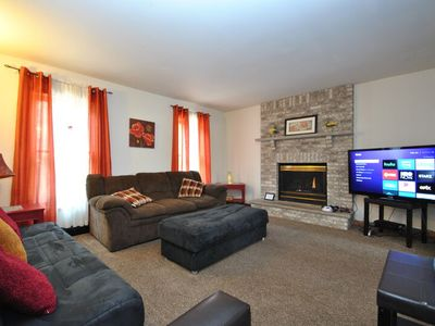 Photo for PL - Large Colonial/ Hot Tub/ Game Room/ Minutes to Camelback