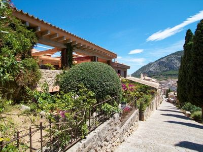 Photo for Calvario Steps Townhouse, Old Town Pollensa