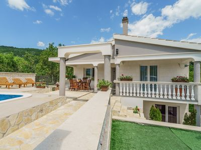 Photo for Charming Villa Imota with pool near Makarska riviera