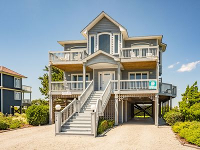 Photo for 4BR House Vacation Rental in Caswell Beach, North Carolina