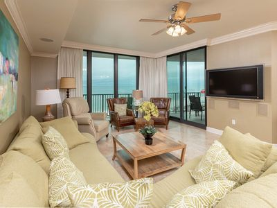 Photo for Phoenix IX ~ 3 Bedroom ~ Gulf Front ~ 2020 Specials!