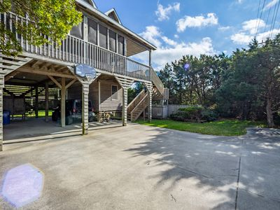Photo for Beautiful Oceanside Avon NC Home with Private Pool & HotTub