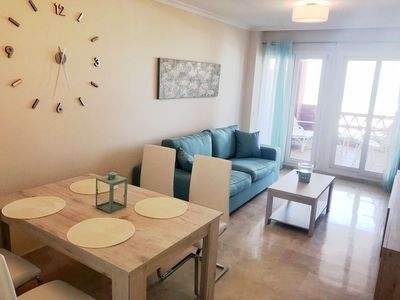 Photo for Manilva Playa SPA Resort 2-2 apartment B12F