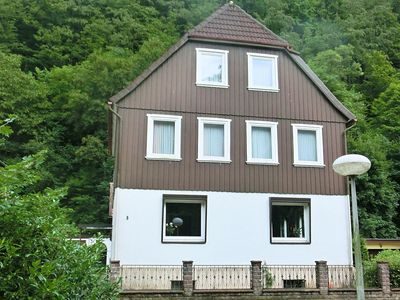 Photo for Spacious group house in the Harz region with a fenced garden