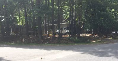 Photo for Ocean Pines - Nestled On A Corner Wooded Lot And 5 Miles From The Beach