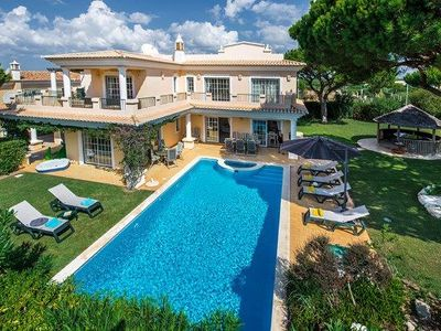 Luxury Villa with Heated Pool and Superb Sea Views in Vale do Lobo L636 - Vale do Lobo, Almancil, Algarve