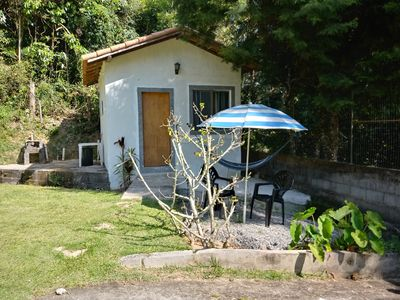 Photo for Cozy suite in the middle of the woods of Teresópolis - Full board
