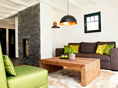 Photo for 95m² holiday home - Holiday cottages by the lake