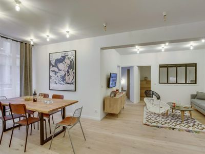 Photo for Central & Stylish Parisian apartment / 6-8 guests