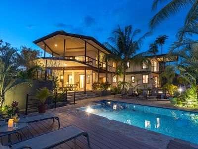 Photo for Superb Villa with Ocean View, New Pool !