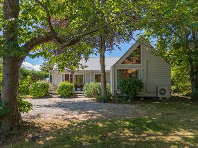 Photo for Copper Beech Cottage - Wharewaka Holiday Home