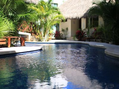 Photo for Luxury Eco Tulum Beach Vacation Rental