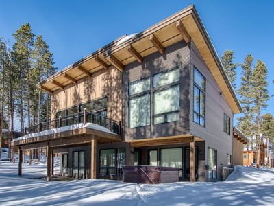 Photo for Hygge House Luxury Home Hot Tub Breckenridge Vacation Rental
