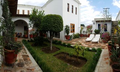 Photo for Elegant Home in Centro Historico Oaxaca