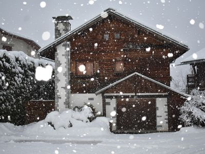Photo for Winter and Summer Chalet, Brilliant Access