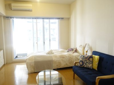 Photo for 1BR Apartment Vacation Rental in Minato-ku, T?ky?-to