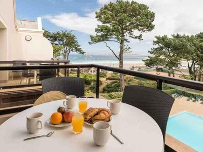 Photo for Résidence Pierre & Vacances L'Archipel *** - 2 Room Apartment 4/5 People Superior - Sea View