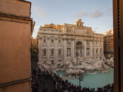 Photo for Stunning View Of The Trevi Fountain