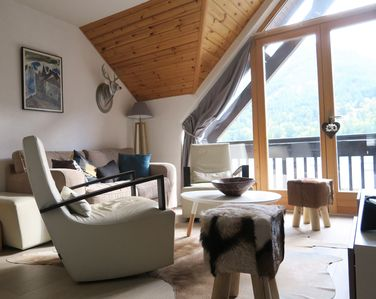 Photo for Beautiful Duplex T3 in Monetier les Bains
