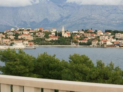 Photo for 2BR Apartment Vacation Rental in Sumartin, Brac
