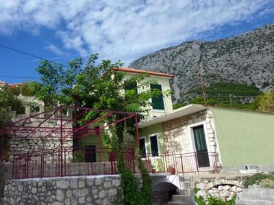 Photo for Holiday house with terrace and sea view