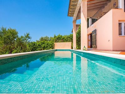 Photo for Holiday Villa with private pool and spectacular panoramic views