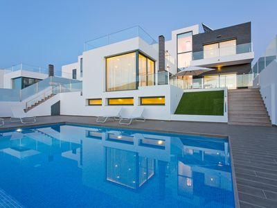 Photo for Exclusive Ultra-Stylish Villa, close to Villamoura