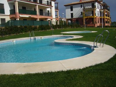 Photo for MAGNIFICENT NEW APARTMENT COSTA ESURI. AYAMONTE