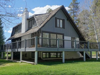 Photo for Right on Fairway, Private Hot Tub and Sauna, Minutes From Vail Village/Golden Peak