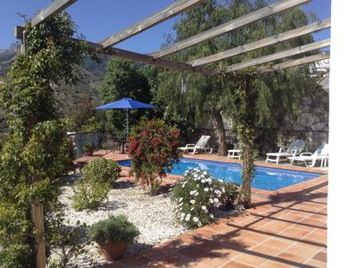 Photo for Situated In a peaceful and picturesque location with private pool and free wifi