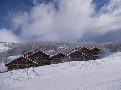 Photo for Les Chalet du Gypse : Your Gem in the 3 Vallées