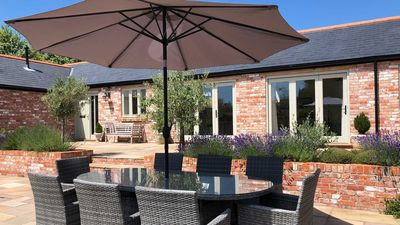 Photo for Luxury 5* Gold Award 4 Bed/Bath ensuite self catering accommodation in Dorset.