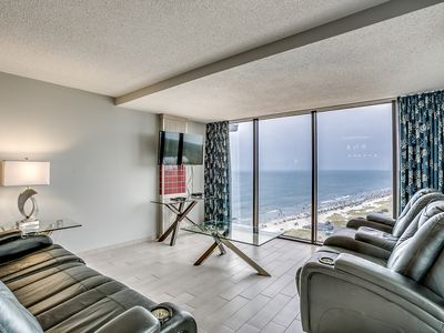 Photo for Luxury 3 Bedroom 2 Bath Oceanfront Condo - Available by Luxury Beach Rentals