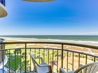 Photo for Oceanfront Meridian Plaza 502/Snowbird Special Rates Available!!!