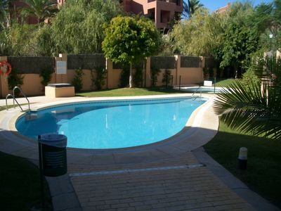 Photo for Marbella: apartment in residence